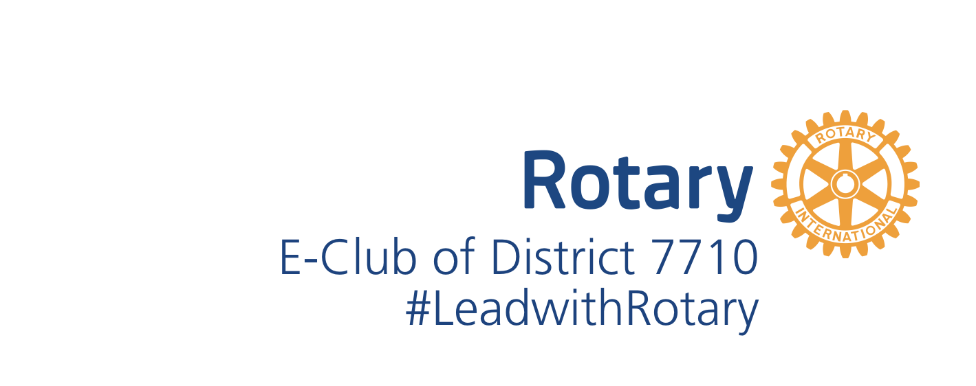 Rotary E-Club of District 7710